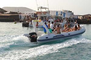 water-taxi Fuerteventura