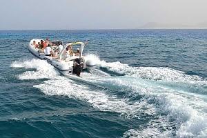 water-taxi a Isla de Lobos por 15 euros