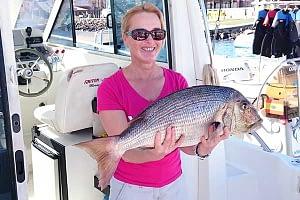 sport fishing taxi Corralejo
