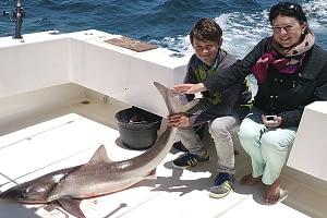 sport fishing taxi Corralejo Curricán